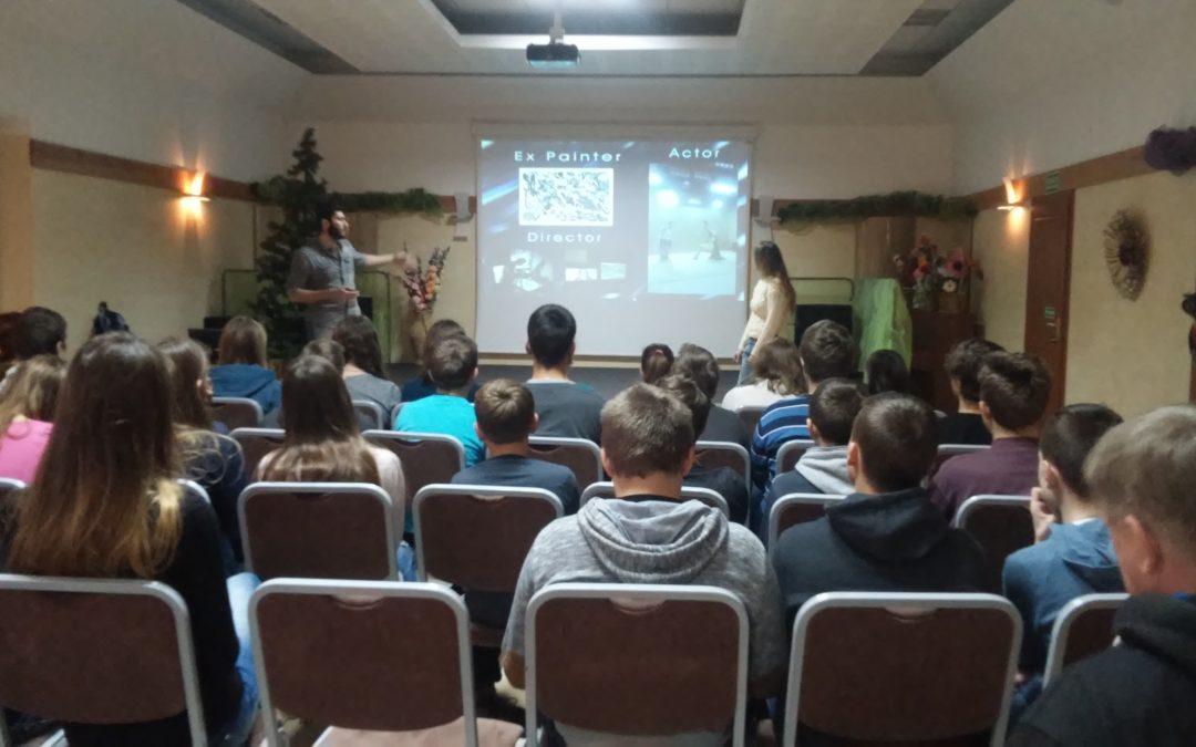 EVS: prezentacja kultury ormiańskiej